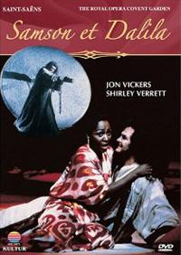 1982 SAMSON ET DELILAH DVD