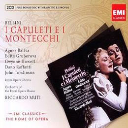 1985 CAPULETI E I MONTECCHI CD