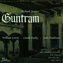 1985 GUNTRAM CD