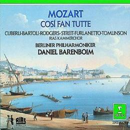 1990 COSI FAN TUTTE CD