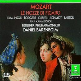 1991 LE NOZZE DI FIGARO CD