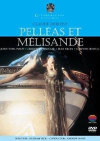1999 PELLEAS MELISANDE DVD