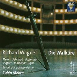 2002 DIE WALKÜRE MEHTA CD
