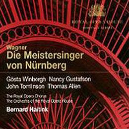 2008 DIE MEISTERSINGER CD