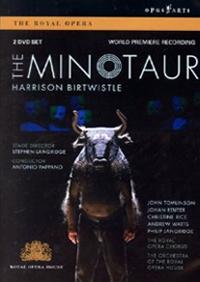2008 MINOTAUR DVD