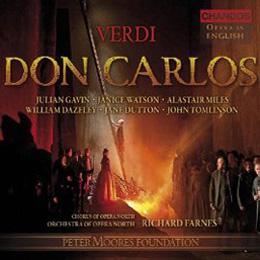 2009 DON CARLOS CD
