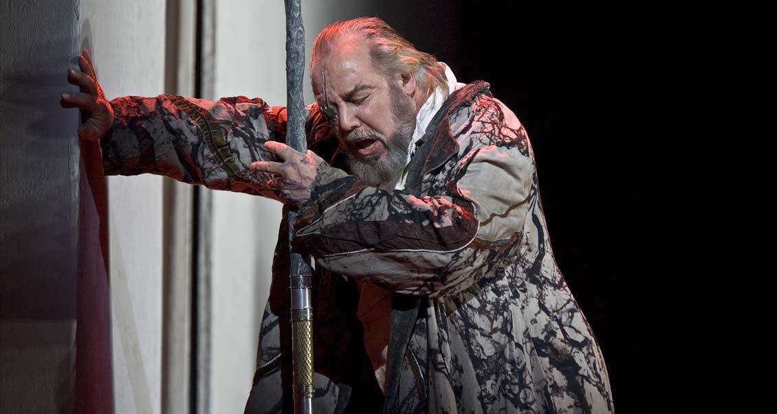 Opera Singer Sir John Tomlinson