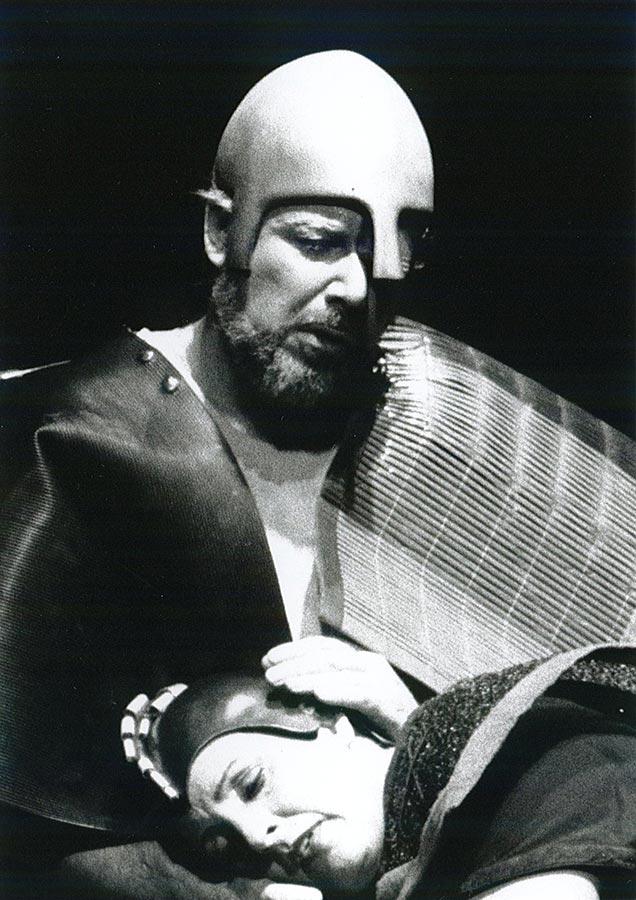 Die Walkuere 1998 Bayreuth Festival with Deborah Polaski