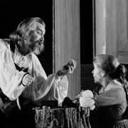 MEISTERSINGER by Wagner; John Tomlinson (as Hans Sachs); Royal Opera House; October/November 1993; Photo: CLIVE BARDA/ArenaPAL